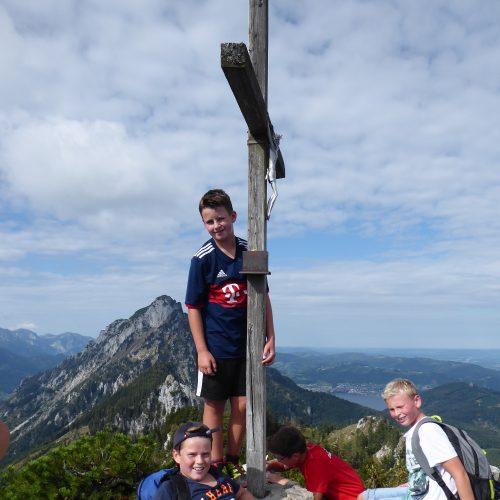 P1000229 endlich am Gipfel